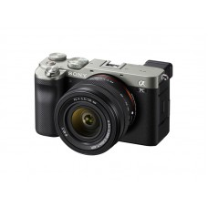 Sony A7C+SEL FE 28-60 silber Kit - Silver