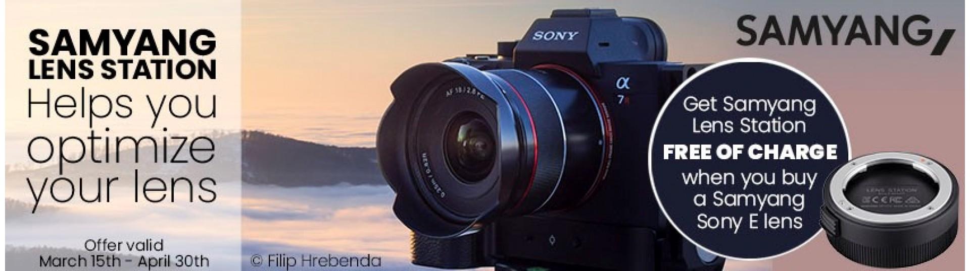 Samyang Af Sony Lens Sattion U/B