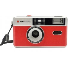 AGFAPHOTO REUSABLE CAMERA 35MM RED - Red