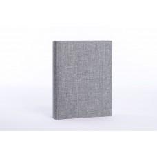 Album Focus Base Line Canvas Super 200 10x15 Grey