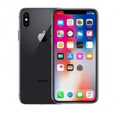 Apple iPhone X  64GB (Space Gray) - Garde B