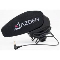 AZDEN DSLR VIDEOMIKROFON SMX-30 STEREO & MONO