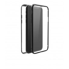 Black Rock 360° Real Glass Case iPhone X/XS