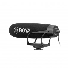 BOYA Mikrofon BY-BM2021 Kondensator 3,5mm