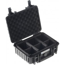 BW OUTDOOR CASES TYPE 1000 BLK RPD DIVIDER SYSTEM