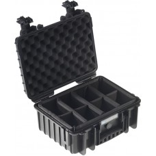 BW OUTDOOR CASES TYPE 3000 BLK RPD DIVIDER SYSTEM