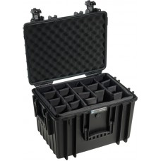 BW Outdoor Cases Type 5500 BLK RPD divider system