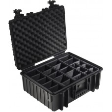 BW OUTDOOR CASES TYPE 6000 BLK RPD DIVIDER SYSTEM