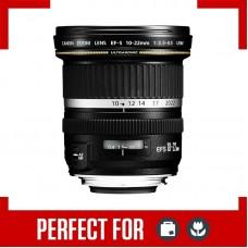 Canon 10-22mm F/3.5-4.5 USM EF-S - EF-S