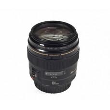 Canon 100mm f/2.0 usm