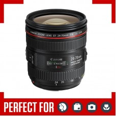 Canon 24-70mm F/4 L IS USM - EF