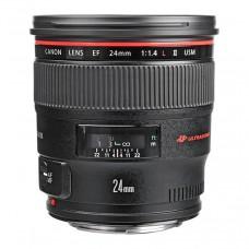 Canon 24mm F/1.4 L II USM - EF