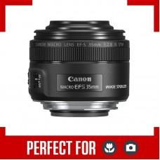 Canon 35mm F/2.8 IS STM Macro - EF-S