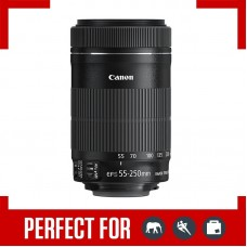 Canon 55-250mm F/4.0-5.6 IS STM EF-S - EF-S