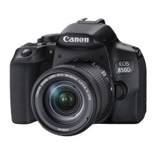 Canon EOS 850D m/18-55mm f/4-5.6 IS STM