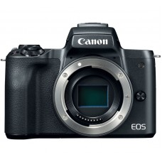 Canon EOS M50 Hus Sort