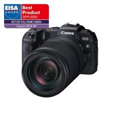Canon EOS R HUS + EF-EOS R adapter