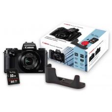 Canon PowerShot G5X black special editio Prof.SD
