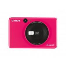 Canon Zoemini C bubble gum pink instant camera