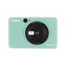 Canon Zoemini C mint green instant camera