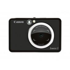 Canon Zoemini S matte black instant camera