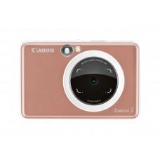 Canon Zoemini S rose gold instant camera