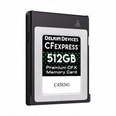 DELKIN CFEXPRESS 1.0 512 GB R1730/W1430