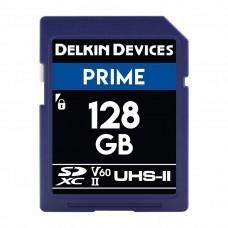 DELKIN SD 128 GB 2000X UHS-II U3 (V60) R300/W100