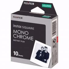Fuji Instax film Square SQ 1x10 Monochrome