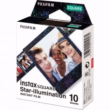 fuji Instax film Square SQ 1x10 star-Illumination