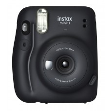 Fuji Instax Mini 11 Kamera - Charcoal-Grey - Charcoal-Grey