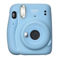 Fuji Instax Mini 11 Kamera - Sky Blue - Sky Blue