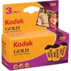 Kodak gold 200 135-36 3-pak