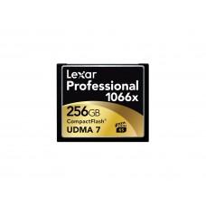 Lexar CF 256 GB 1066x (160MB/s) - CF