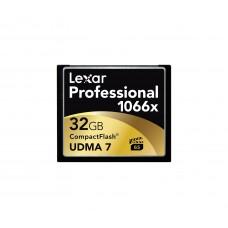 Lexar CF 32 GB 1066x (160 MB/S) - CF