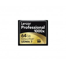 Lexar CF 64 GB 1066x (160MB/s) - CF