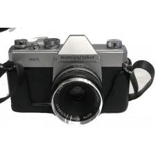 Mamiya 500tl 35mm SLR + Mamiya 50mm F/2,8 - Brugt - 6 mdr. garanti