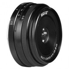 Meike 28 f/2,8 Multi Coated MFT