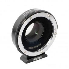 Metabones Canon EF - BMCC MFT Speed Booster