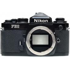 Nikon FE2 + Tamron SP 24-42mm + 70-210mm F3,5-4 - Brugt - 6 mdr. Garanti