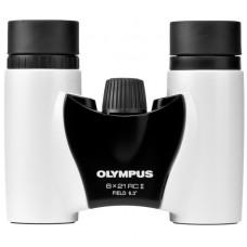 Olympus kikkert 8x21 RC II Hvid