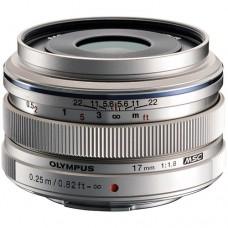 Olympus M.Zuiko 17mm F1,8 Silver