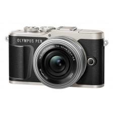 Olympus PEN E-PL9 m/14-42EZ Sort/Sølv