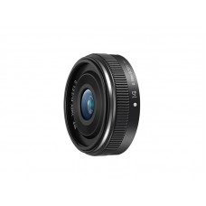 Panasonic 14mm F/2,5 sort