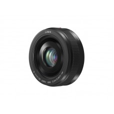 Panasonic 20mm F/1.7 II G Sort