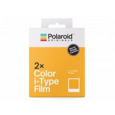 POLAROID COLOR FILM FOR I-TYPE 2-PACK - Black Weekend