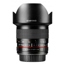 Samyang 10 mm f/2,8 Canon M