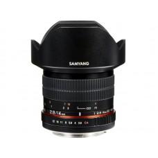 Samyang 14 f/2,8 Canon AE