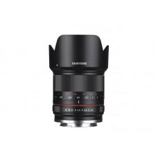 Samyang 21 mm f/1,4 Canon M