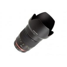Samyang 35 mm f/1,4 Canon M